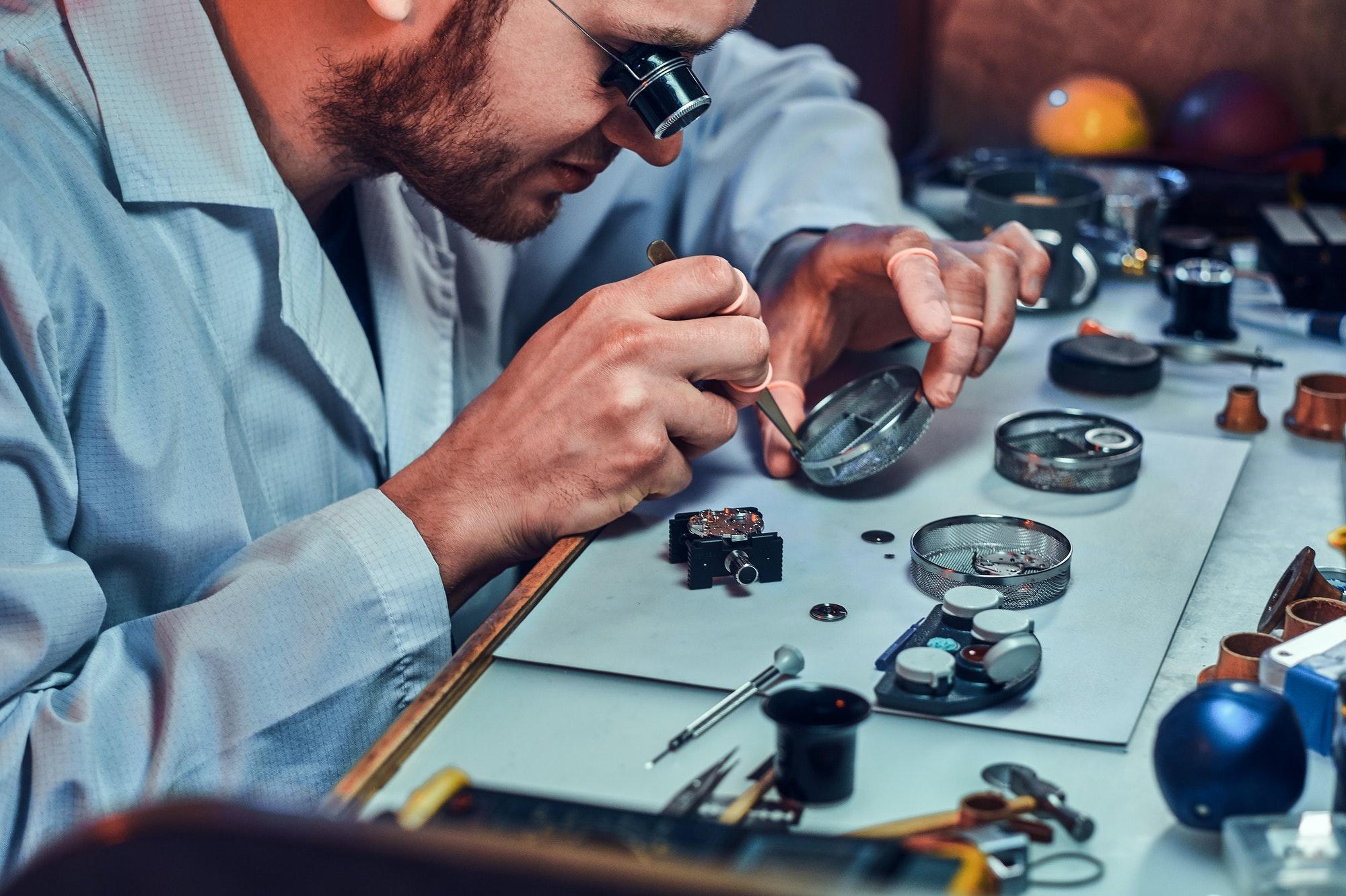 watch repair services in san antonio